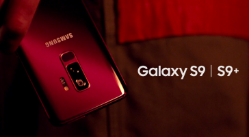 Samsung Galaxy S9 RED